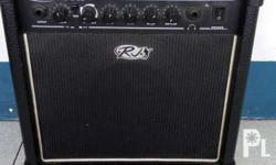 RJ Guitar Amp 12 watts 220 volts Issue:medyo loose yung