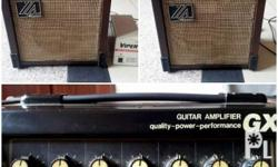 Selling my guitar amplifier. With converter na.