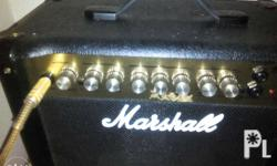 Marshall amp mg 15dfx built in effects reverb, delay,