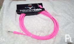 Selling my electric guitar / keyboard cable. Brand new,