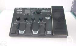 Brand New NUX MFX10 Contact Us at +639176362749 FB Page