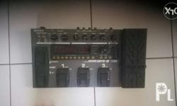 For sale guitar effects processor