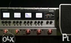 Zoom G5 -Brand New Condition -Complete with box and