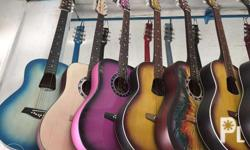 Brand New RJ Guitars On Sale Contact Number On Profile
