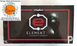 Brand New Digitech Element XP On Sale Contact Us Number