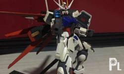 Bandai: Mg aile strike 1000 (complete with box, manual,
