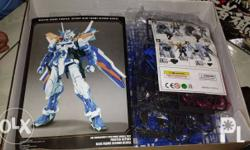 gundam: fighter astray blue frame 2nd revise scale: