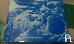 Tallgeese 3, master grade. 1/100 scale. Unbuilt ,metup