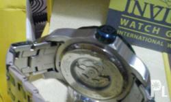 authentic..guaranteed original invicta watch made in
