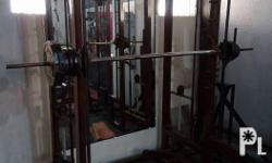 Selling gym equipments for business. Slighty used,