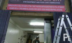 Guys.. your dream business is now. Promo free tarpaulin