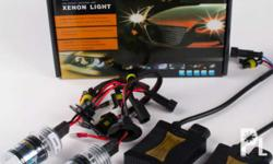 -Set /55w -100% brand new and never used HID xenon kit
