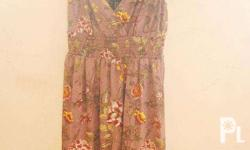 In good condition. H&M sleeveless dress, knee length.