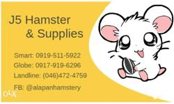 prices posted on photos fb page j5 hamster and supplies