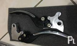 OKIMURA AND PRO RACER handle lever for yamaha mio for