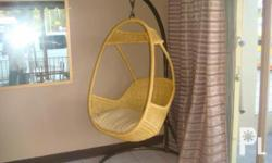 Deskripsiyon Hanging swing Rattan available also in