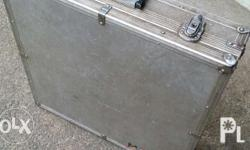 Hard case for cymbals flight case drummer gear carajay