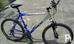 HARO V1 Mountain Bike with 21 Speed Shimano Setup