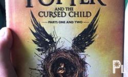 Harry Potter and the Cursed Child Php 550.00 - Manila