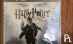 Brand new Harry Potter and the Deathly Hallows Part 1