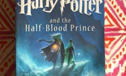 BRAND NEW Harry Potter and the Half-Blood Prince