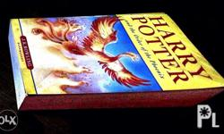 Harry Potter and the Order of the Phoenix (paperback)