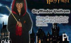 Harry Potter Robes Price: Php 1,200.00 SIZES: Small: