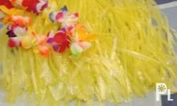 Wrap around skirt with Lei 27 inches long (from waist