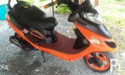 Selling my hawk scooter - BIG body 150Cc No issues All