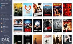 hd movies P500 400gb new movies available 2017