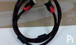 Brand New Hdmi Cables-1.5/3/5/10/15 and 30meter we have