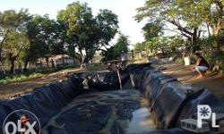 for sale and installing hdpe pond liner (SOLMAX BRAND)