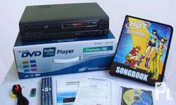 HDT P98i Karaoke Player For only : P 6,500.00 free