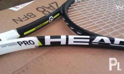 Selling two pieces Head Graphene XT Speed Pro tennis