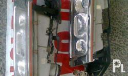 for sale bus head light granbird left and right good