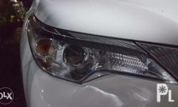 Headlight Fortuner 2016 G Variant 1 week used 100% No