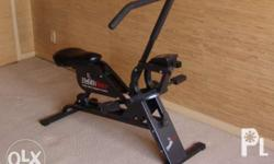 HEALTHRIDER EXERCISE BIKE Uses movement similar to