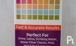 HealthyWiser Universal pH Test Strips 0-14 are an easy,