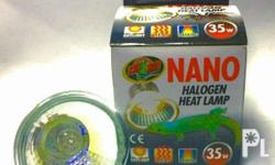 Brandnew Heat Lamp for your reptiles. Available now. Pm
