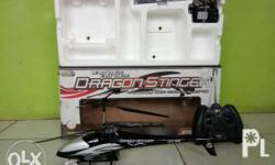 """P1,500 S""""> HELICOPTER REMOTE CONTROL Dragon Stinger"""