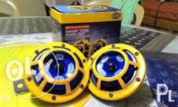 For sale hella sharptone yellow (pitpit) 12v