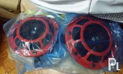 Brand new Hella Supertone (red) with relay for only