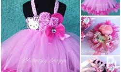259c251f0 Hello kitty tutu dress for Sale in Cainta, Calabarzon Classified ...