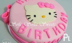 Facebook Page: Sofie Sofia Sweets Website: www .