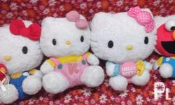 "height: 14""-15"" (bulky) Authentic Hello Kitty Stuffed"