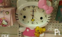 Beautiful wall clock for your kids bedroom or your own