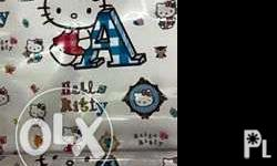 Hello Kitty Wall Sticker Water Proof P99 per meter pm