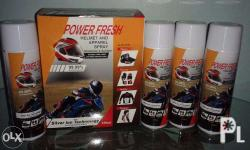 POWER FRESH - Highly effective against a broad spectrum