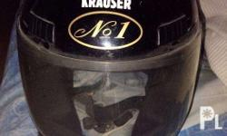 Helmet krausser number 1 made in Germany Fast closing