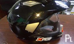 For sale my XPOT glossy helmet See attached photo to